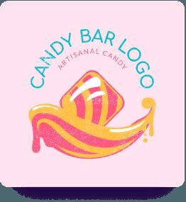 Candybar Logo Maker