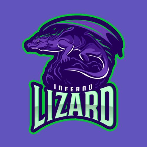 Gaming Logo Maker with Dragon Illustrations 2689